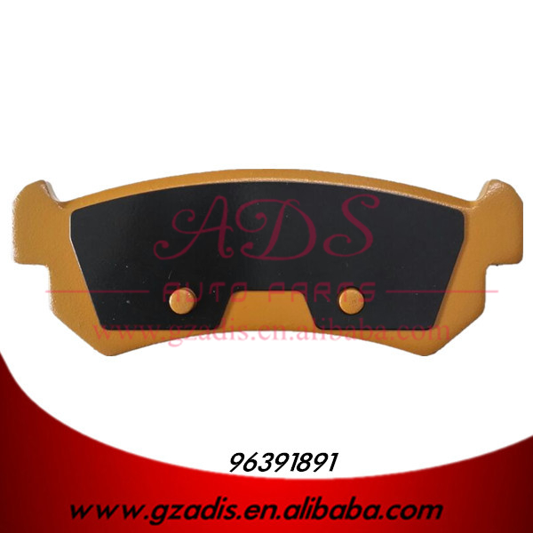 Excelle BRAKE PADS BACK PLATE FOR BUICK CARS OEM: 96391891