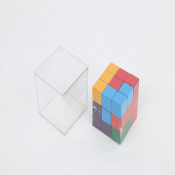 Sell hot Montessori Materials learning tools Soma cubes for kids
