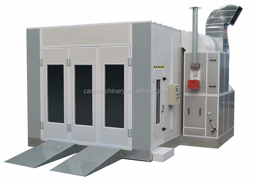2017 Ce Approved Car Painting Equipment/auto Paint Spray Booth/spray ...