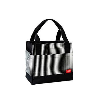 Eco friendly Adult Fashion Lunch Box Cooler Bag Work School Personalized Insulated Tote Lunch Bag
