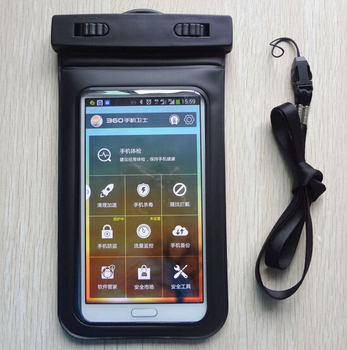 Touchscreen Dry Bag Waterproof Plastic Phone Case