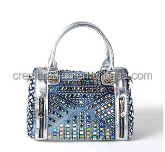 Fashion Cylinder Diamond Handbag Handbags 2017 Product On Alibaba