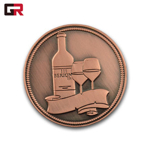 Game Token Pound Uk Blank Old Coin Price Ancient Custom Commemorative Nypd  Challenge Coin