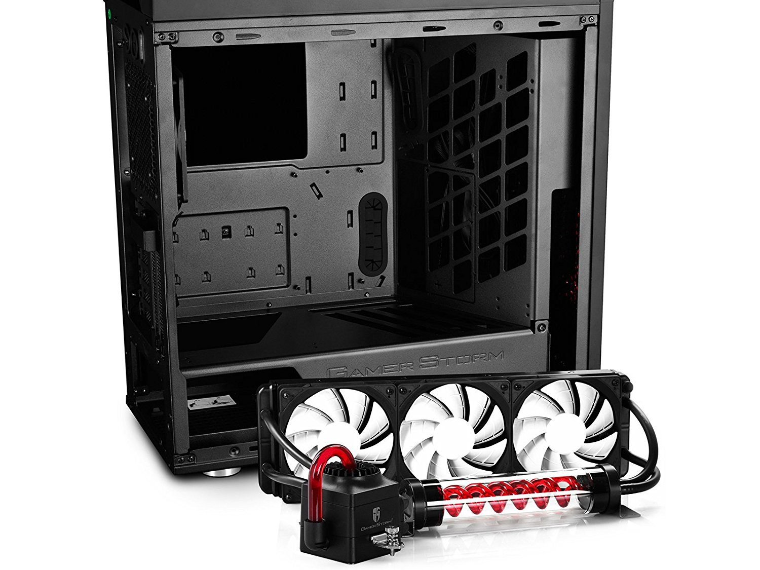 Cheap Atx Gaming Pc Find Deals On Line At Alibabacom Corsair Carbide 300r Windowed Side Panel Get Quotations Deepcool Genome Ii Case Captain 360ex Cpu Water Cooling System Pre Installed