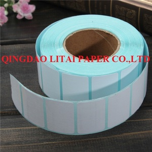 30*20 mm Printing Label Bar Code Number Thermal Adhesive Paper Stickers