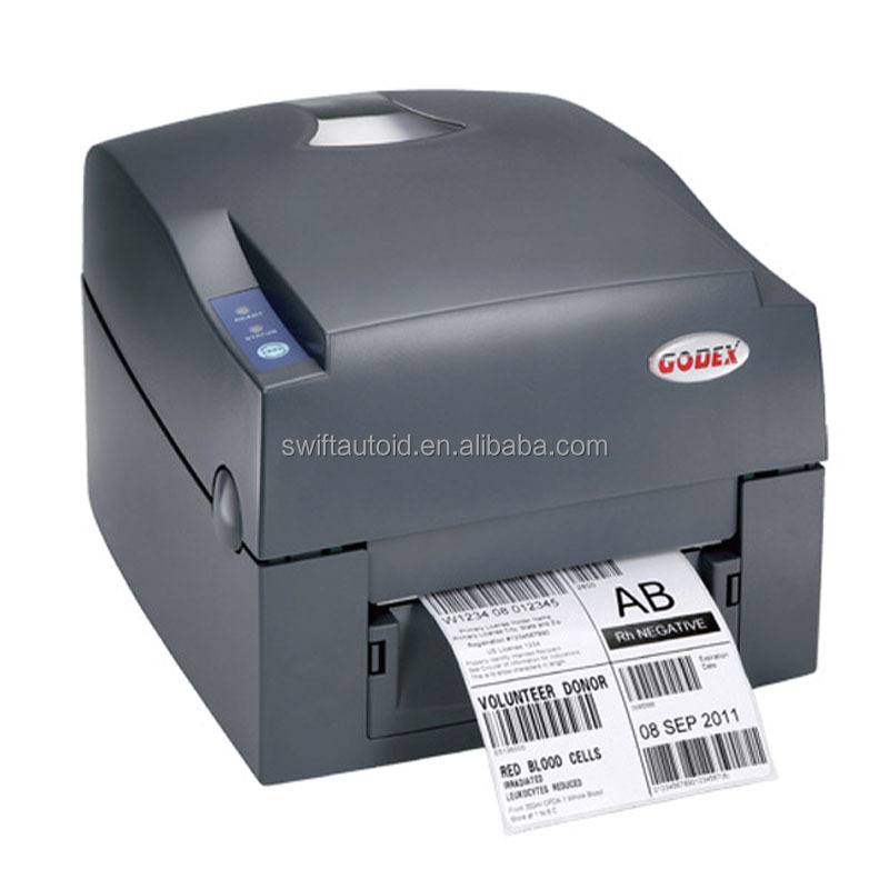 Godex G500u Thermal Label And Barcode Printer 108mm Printing Width Can  Support To Print Jewelry Tag And Clothing Tag Sticker Mac - Buy Barcode  Label