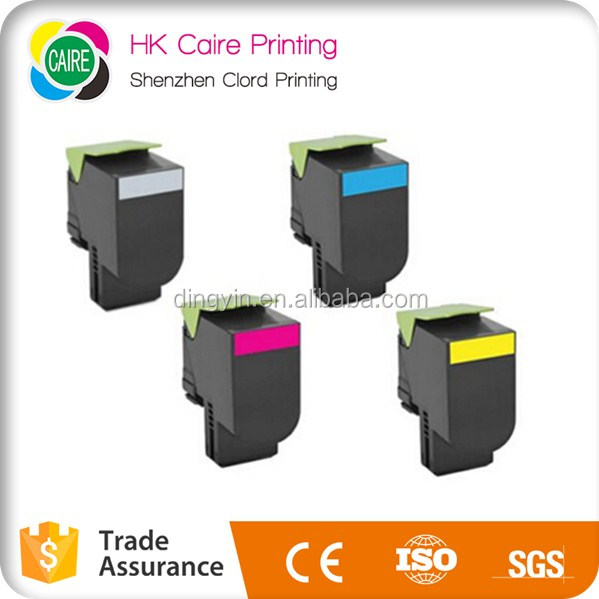Remanufactured for Lexmark CS310dn, CS310n, CS410dn, CS410dtn, CS410n, CS510de, CS510dte