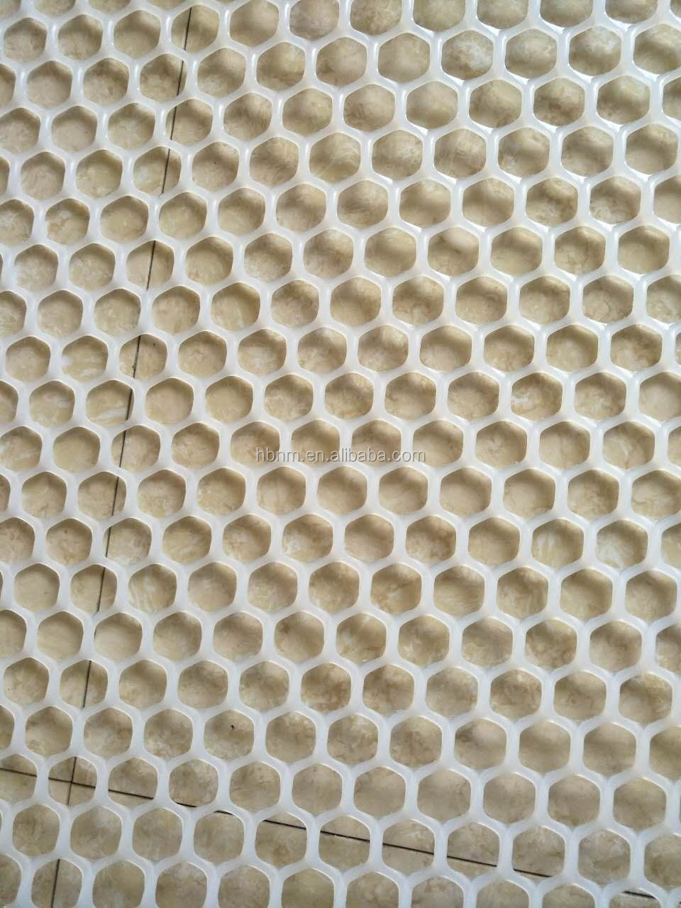 HB serious plastic chicken net floor with high quality and best price