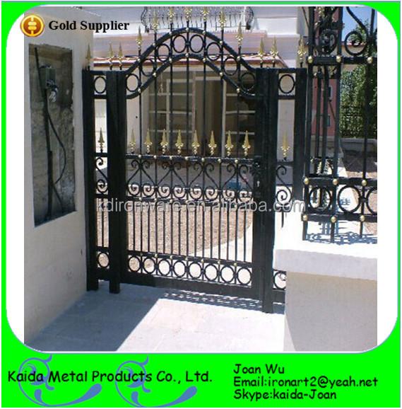 Simple Morden Wrought Iron Main Gate Design Buy Main