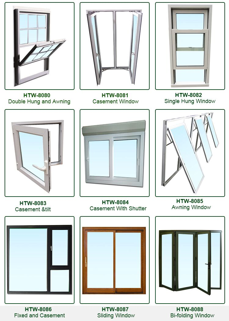 New design double glazed slide aluminium frame sliding frosted glass window with mosquito net