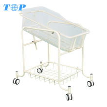 TOP-M1046 Wholesales Baby Care Bed,Hospital Baby Cot,Hospital Baby Trolley