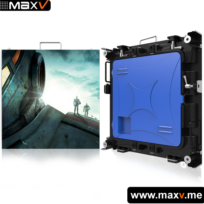 Maxv wholesale rental outdoor p4 led matrix panel for dj booth display screen