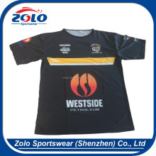Cheap custom made sublimation t shirts, promotion t shirts, free promotion shirts