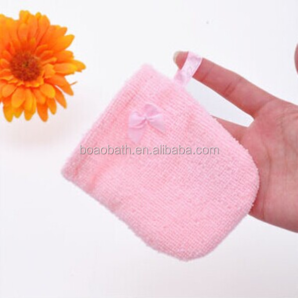 Favorites Compare Microfiber cosmetic makeup mitt makeup remover