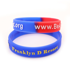 Wholesale High Quality Custom embossed/imprint Logo Silicone Wristband,Rubber Wrist Bands