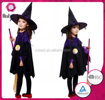 Bat Witch Costume For Girls Halloween Costume For Kids Girl ...