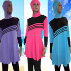 Z57045B Muslim lady cheap wholesale swimsuit islamic women muslim swimwear