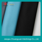 Quality Guaranteed stretch 100% polyester elastic woven interlining