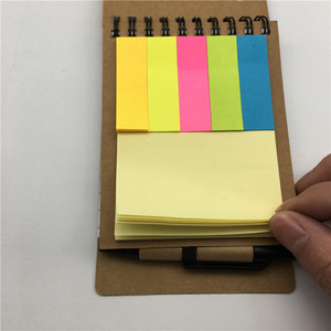 New promotion custom print sticky note
