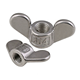 EXW M2 Stainless Steel Butterfly Wing Nuts