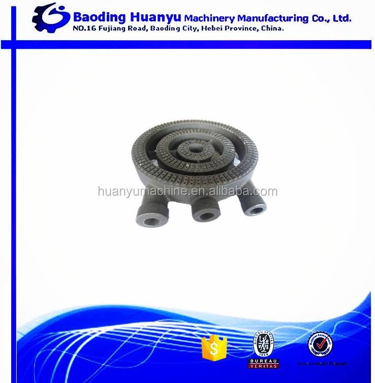 OEM Cast Iron Gas Stove Burner Cooker Parts