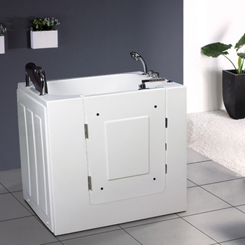 Hs-1102 Deep Soaking Bathtubs/ Disabled Bath/ Massage Walk In ...