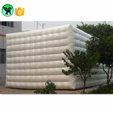 Led used house china outdoor beach garage wedding large car event party cube inflatable ST32