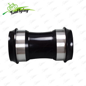 2017 MTB Bike Bicycle parts PF30 press fit Bottom Bracket 46mm through Axle transfer to 22/24/30mm Adapter for Shimano sram
