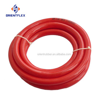 Guaranteed quality various sizes weather resistant conveying 9.5mm blue air hose factory sale