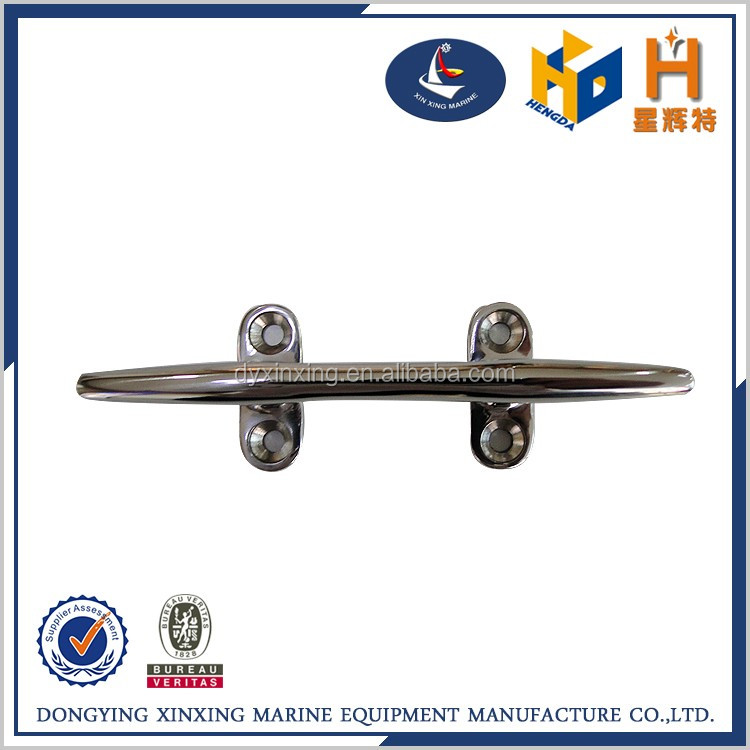 good quality stainless steel herreshoff cleat for boat marine