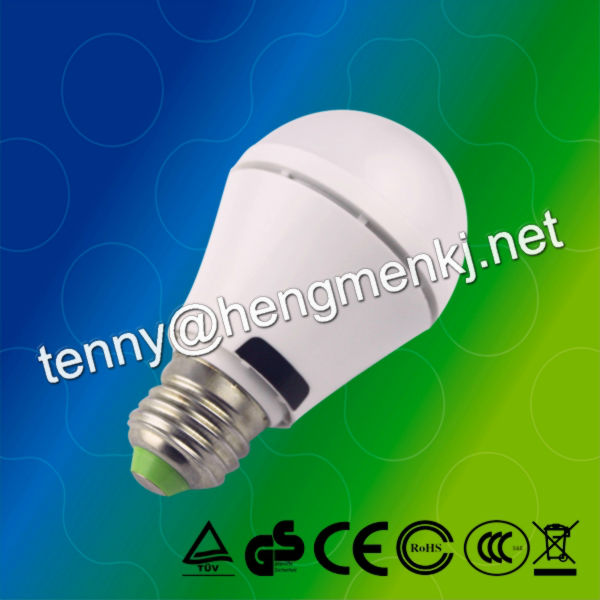 5w plastic adjustable global led e27 bulb