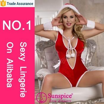 871026d87e679 Sunspice hot sale lingerie manufacturer women sexy christmas lingerie