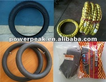 motorcycle tire and inner tube 225/250-17