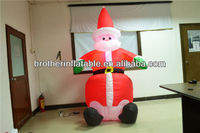 Giant Inflatable Santa Claus Realistic Large Christmas Inflatables
