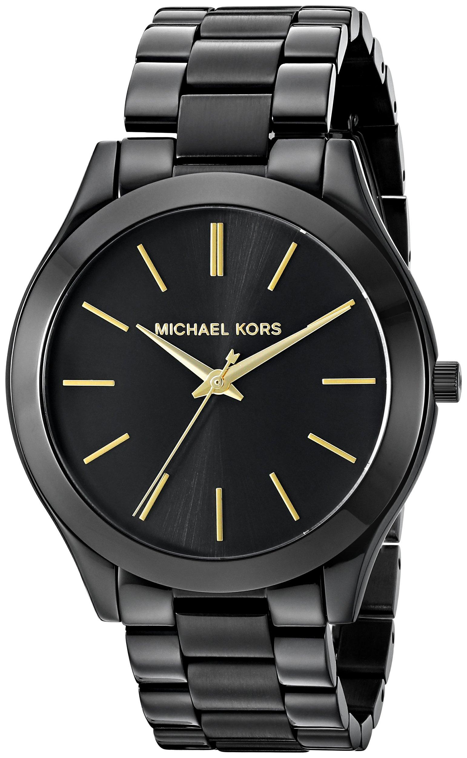 563a49b99591 Michael Kors Watches Slim Runway Watch