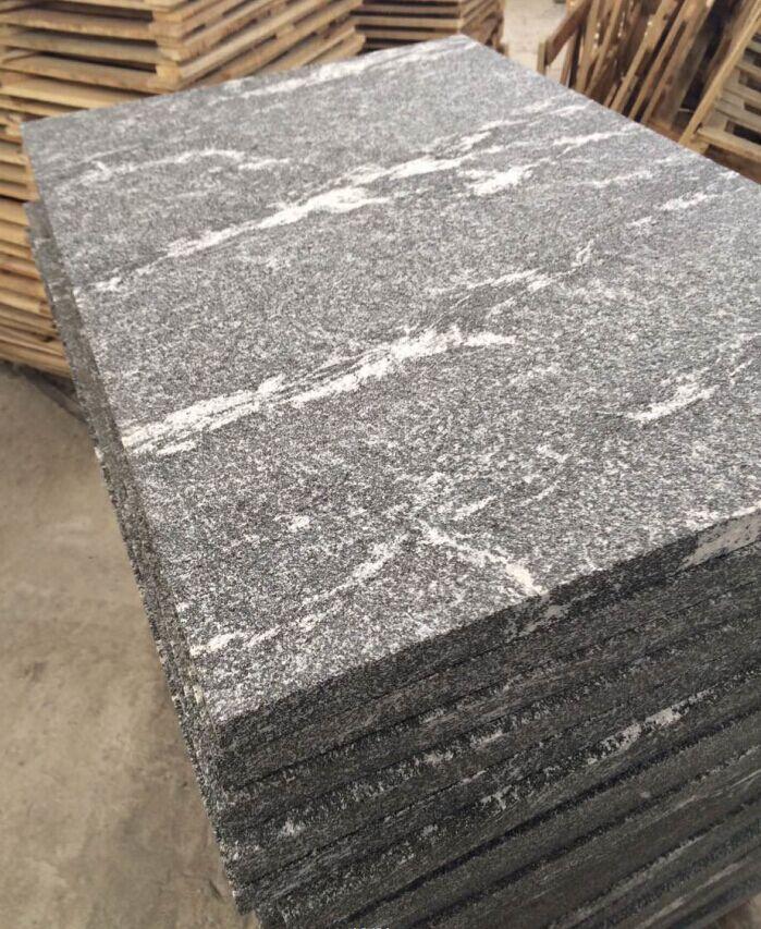 Finden Sie Hohe Qualität Schwarz Kosmischen Granit Preis Granit - Schwarzer granit fliesen preis