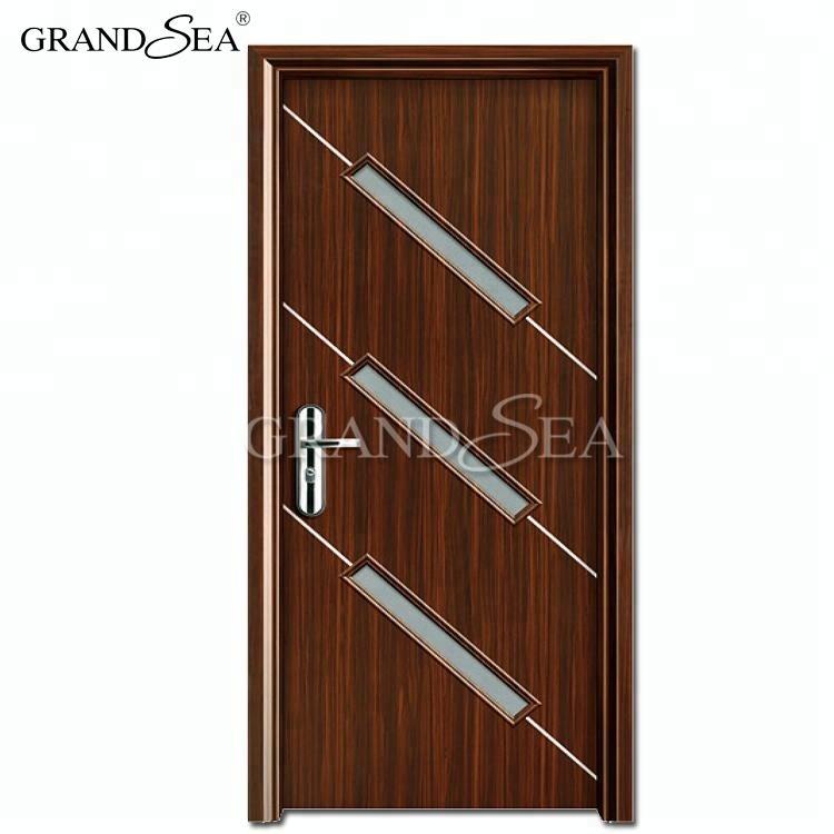 Economic Price Primer Masonite Wpc Door Design For