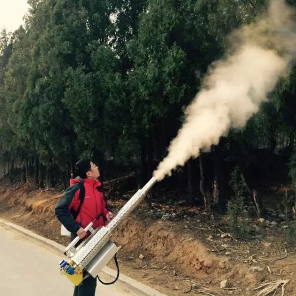 Commercial mosquito thermal fog <strong>spraying</strong> machine for fumigation