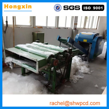 how to clean a cotton machine