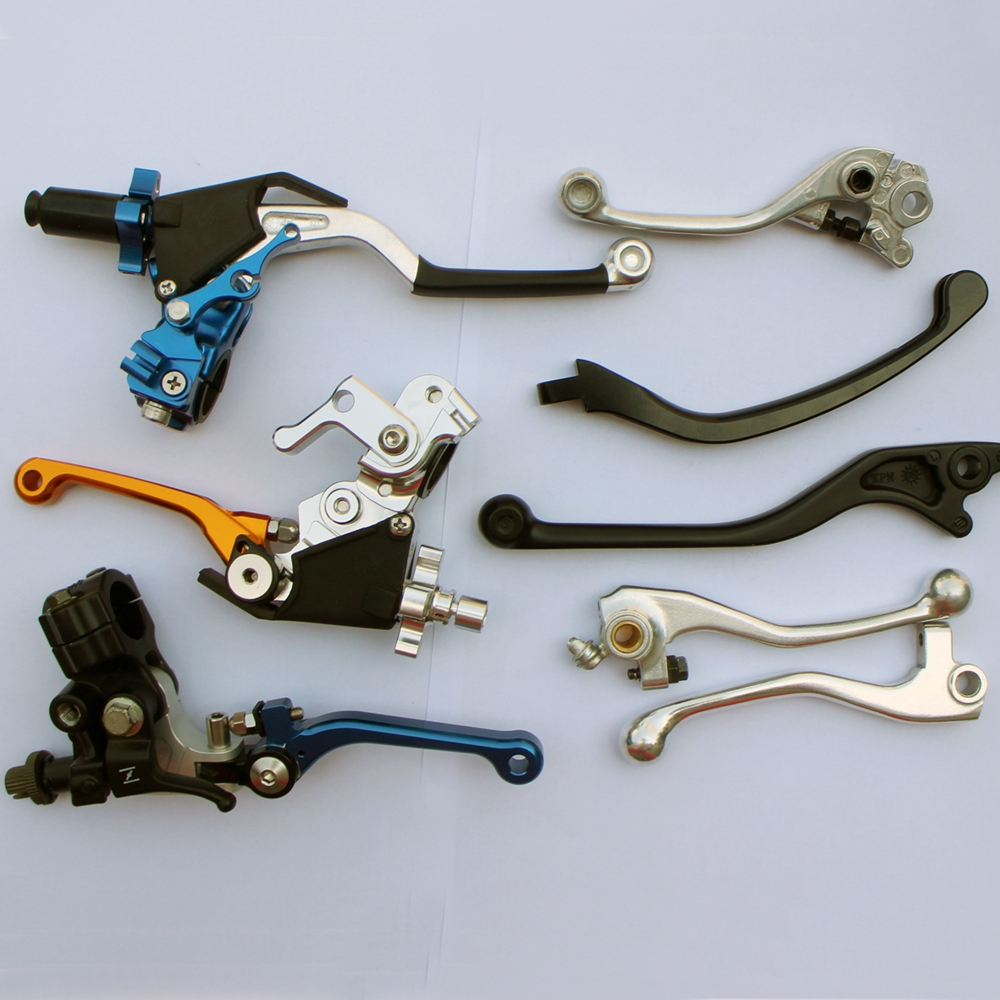 Custom made CNC machining metal spare parts for motorcycles