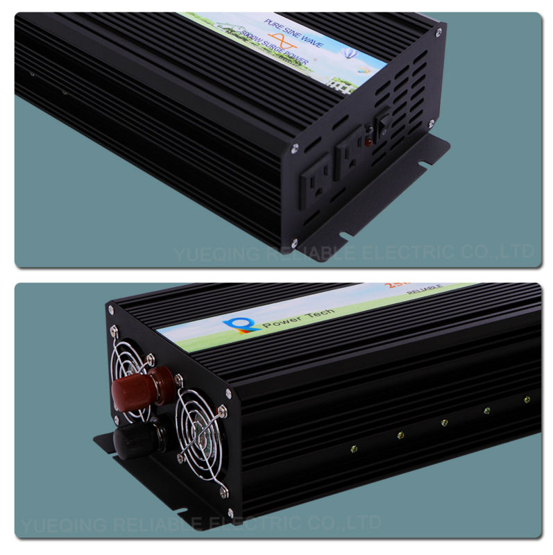 Factory Price 2500W Pure Sine Wave Power Inverter For Air Conditioner Solar Power Inverter 2500W AC Inverter From China
