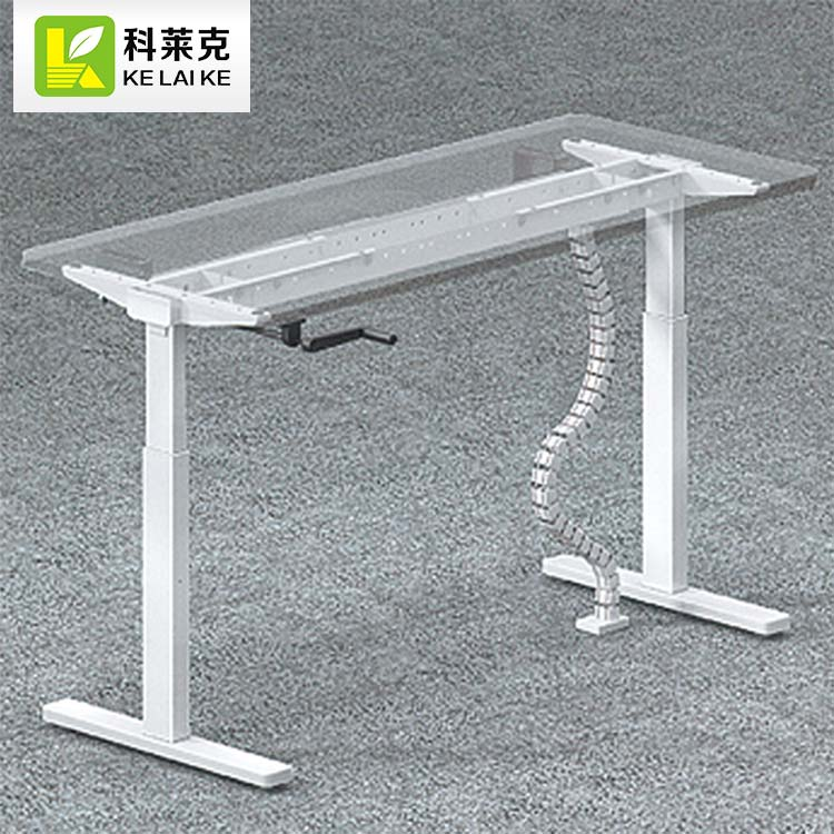 High Quality 3-stage Reverse Dual Motor Electric Sit Stand Motorized Adjustable Height Table Legs
