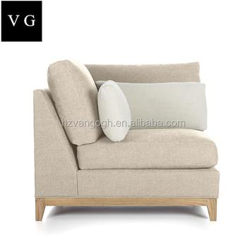 Divan Living Room Furniture Sofa Wooden