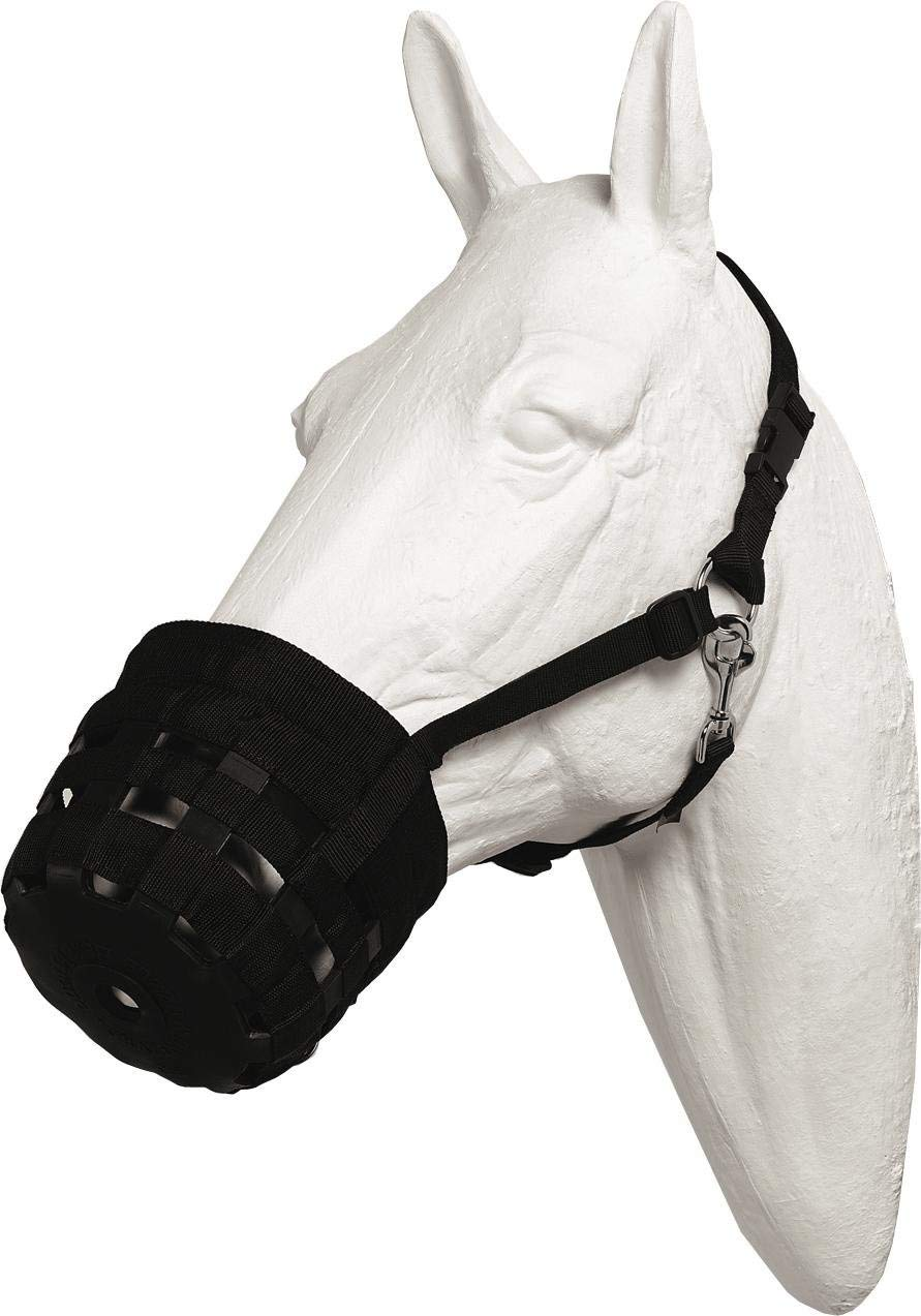 Best Friend Nylon Halter Grazing Muzzle Horse