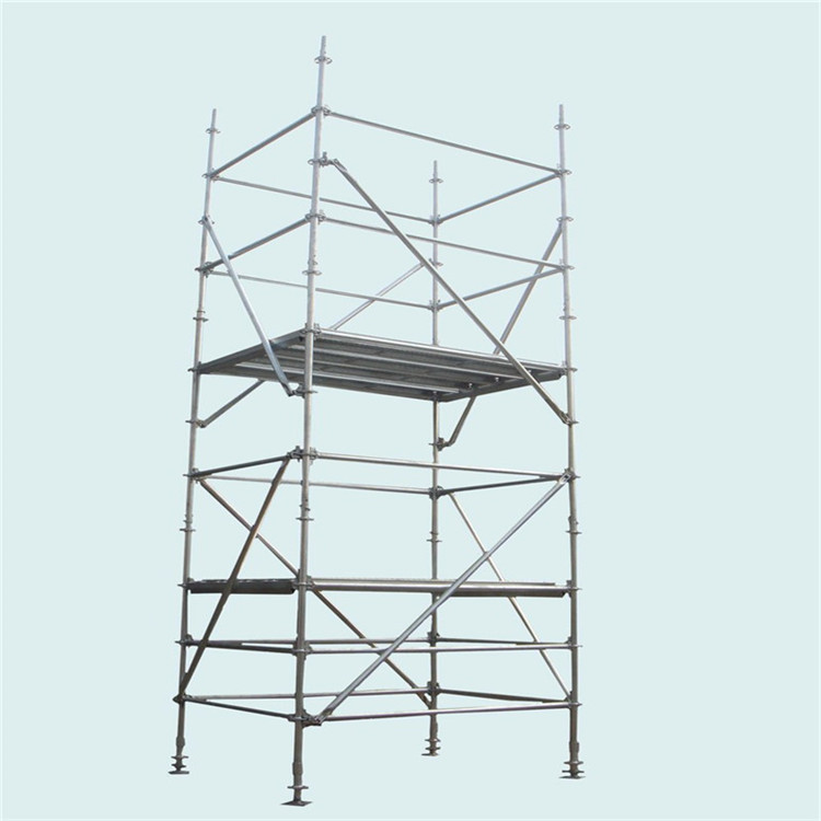 Best Price Construction System Building Standard Sale Scaffold Steel Material Australian Ringlock Scaffolding