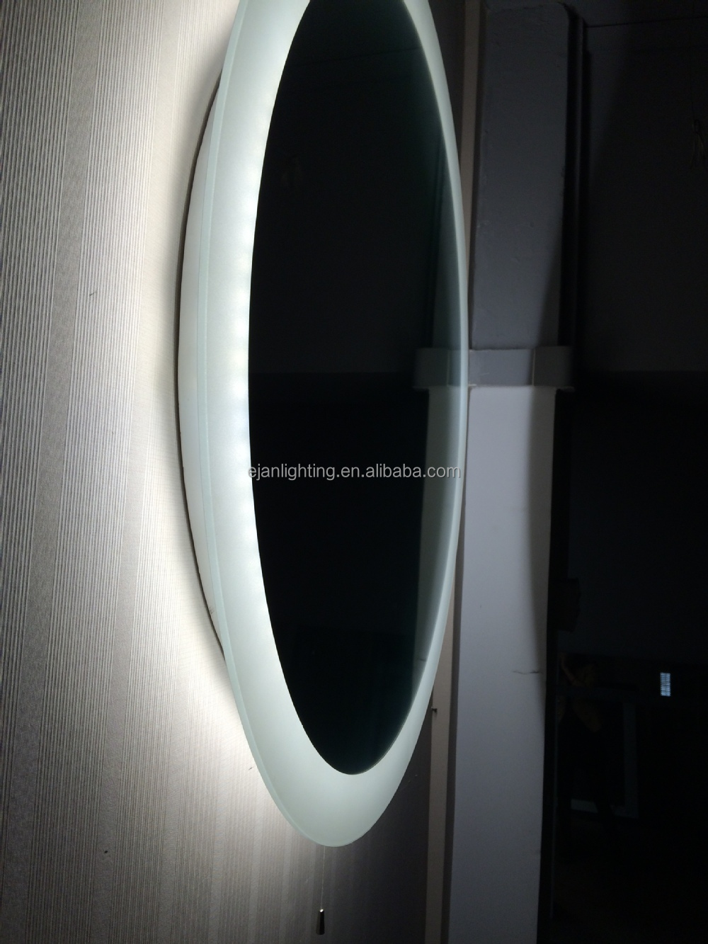 Ce Etl Cetl Led Verlicht Ovale Badkamer Spiegel - Buy Product on ...