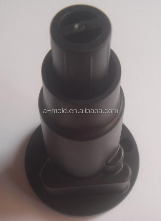 Guangdong high tolerence cheap plastic shape moulding for plastic tube