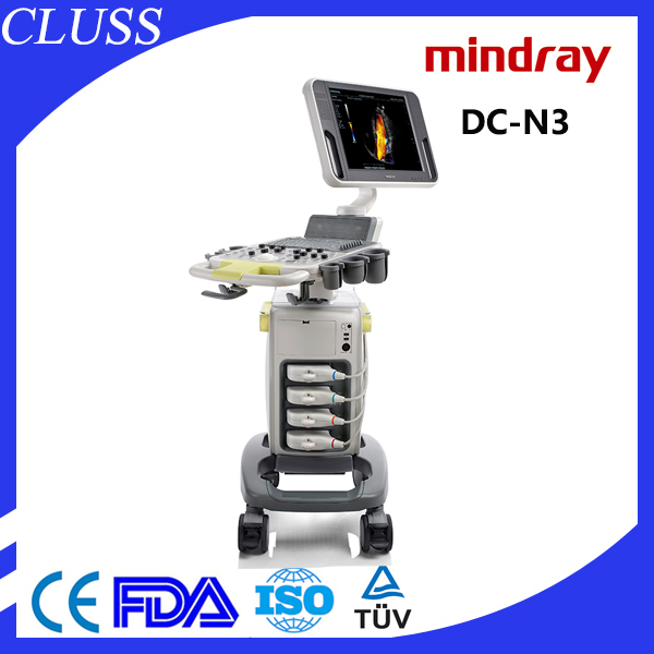 Best selling ultrasound scanner veterinary mindray dc-n3 color doppler ultrasound price