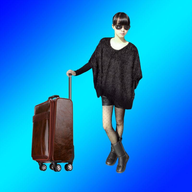e27dd46db PVC maleta r bolsa de equipaje para Alemania Francia marca China  personalizar fábrica