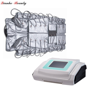 3 in 1 far infrared+ems therapy +lymphatic drainage vacuum pressotherapy body slimming machine